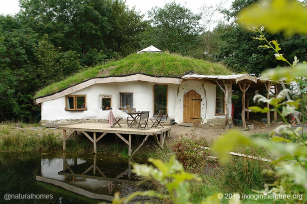 how to make a living roof